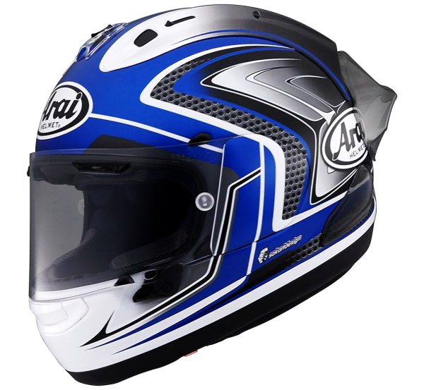 Arai RX7V Blue