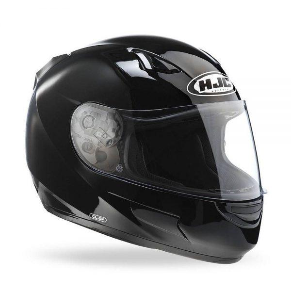 HJC CL-SP Gloss Black Helmet