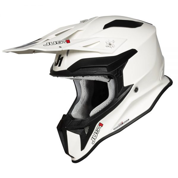 Just1 J18 Solid Motocross Helmet