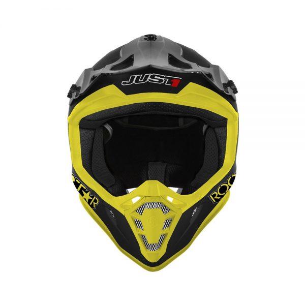 Just1 J38 Rockstar Motocross Helmet